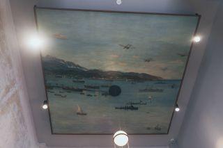 ...sul soffitto del nostro hotel..il Golfo e la sua magia nel tempo... Dal 1° Agosto!#mancapoco #thepoethotel #1agosto #laspezia #sarzana #cinqueterre #italia #italy #liguria #travel #viaggi #soggiorniesclusivi #portovenere #isolapalmaria #parconazionalecinqueterre #golfodeipoeti #sealovers #sea